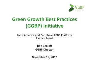 Ron Benioff - GGBP LAC LEDS GP Pres.pdf