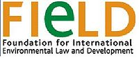 Logo: Foundations for International Environmental Law and Development