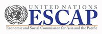 Logo: UN Economic and Social Commission for Asia and the Pacific (ESCAP)