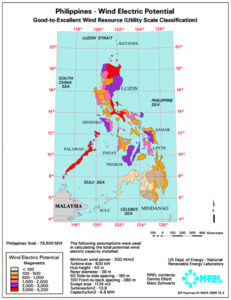 Philippines Wind Resource Assessment