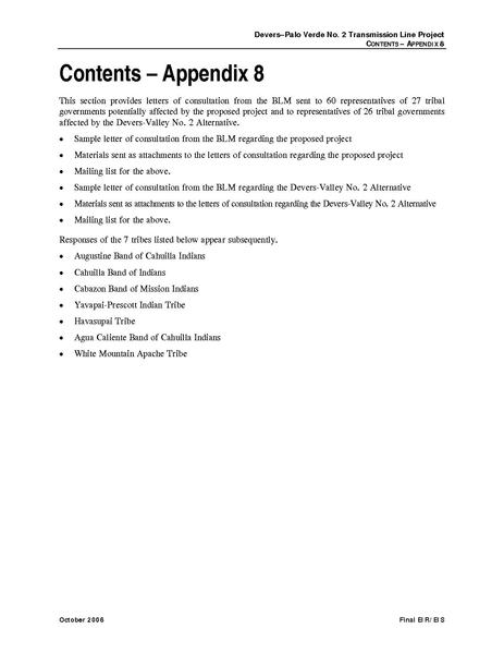 File:Devers Palo Verde No2-FEIS T Appendix 8 Cultural Resources-Tribal Consultation.pdf