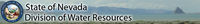 Logo: Nevada Division of Water Resources