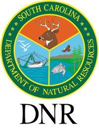 Logo: South Carolina Department of Natural Resources