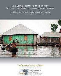 Locating Climate Insecurity: Where Are the Most Vulnerable Places in Africa? Screenshot