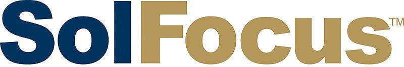 File:SolFocus Logo.jpg