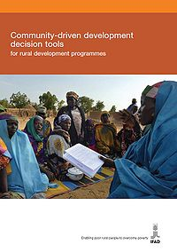 Community-driven Development Decision Tools for Rural Development Programs Screenshot