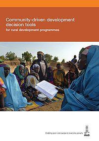 Community-driven Development Decision Tools for Rural Development Programs Screenshot