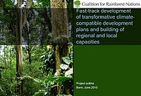 Dominican Republic-Fast-Track Development of Transformative Climate-Compatible Development Plans and Building of Regional and Local Capacities Screenshot