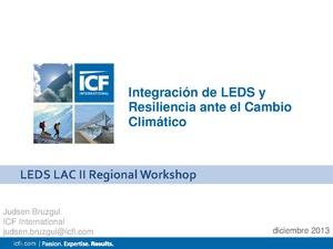 Integración de LEDS y Resiliencia ante el Cambio Climático - Judsen Bruzgul.pdf