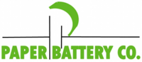 Logo: The Paper Battery Company Inc