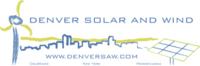 Logo: Denver Solar and Wind