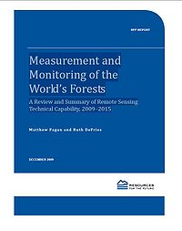 Measurement and Monitoring of the World's Forests: A Review and Summary of Remote Sensing Technical Capability, 2009–2015 Screenshot