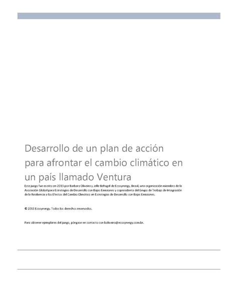File:Climate Resilience Training LAC Spanish.pdf