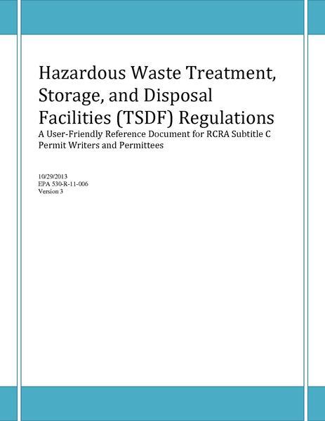 File:EPA Hazardous Waste TSDF Guide.pdf