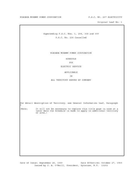 File:Utility Rate nagara mohawk rates psc207.pdf