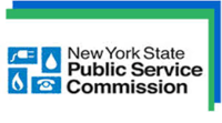 Logo: New York State Public Service Commission