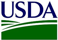 Logo: United States Department of Agriculture
