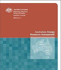Australia - Energy Resource Assessment Screenshot