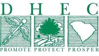 Logo: South Carolina Department of Health and Environmental Control