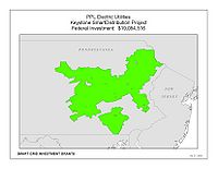 Coverage Map: PPL Electric Utilities Corp. Smart Grid Project