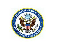 Logo: United States Department of State