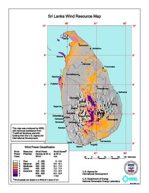 Sri Lanka Wind Resource Map.pdf