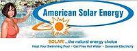Logo: American Solar Energy