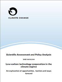 Low-Carbon Technology Cooperation in the Climate Regime Screenshot