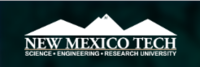 Logo: New Mexico Institute of Mining & Technology