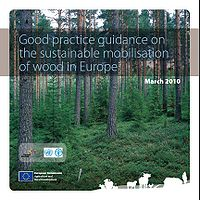 Good Practice Guidance on the Sustainable Mobilisation of Wood in Europe Screenshot