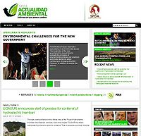 SPDA-Actualidad Ambiental Screenshot