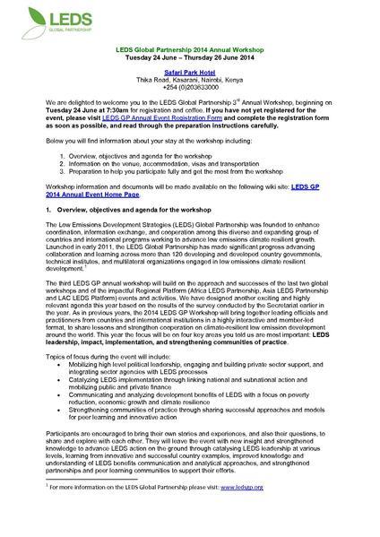 File:Logistical Packet - LEDS GP 2014 Annual Event.pdf