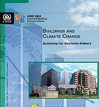 Buildings and Climate Change Screenshot