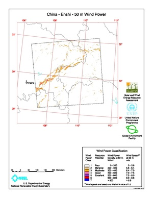 List of NREL Map Files | Open Energy Information