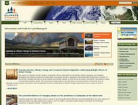 USFS-Climate Change Resource Center Screenshot