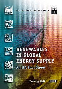 Renewables in Global Energy Supply Screenshot