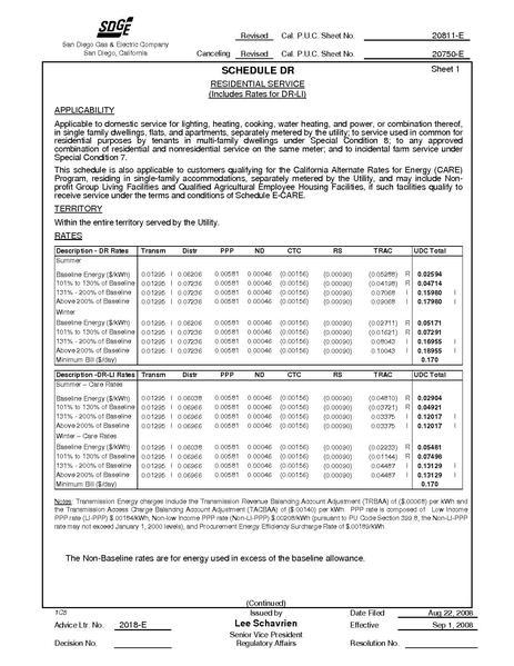 File:Utility Rate san diego ELEC ELEC-SCHEDS DR.pdf