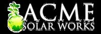 Logo: ACME solar works