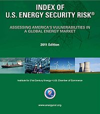 Index of Energy Security Risk Screenshot