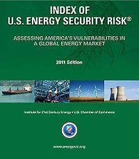 Index of Energy Security Risk Screenshot