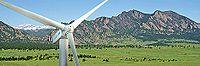 Logo: National Wind Technology Center