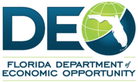 Logo: Florida Department of Economic Opportunity