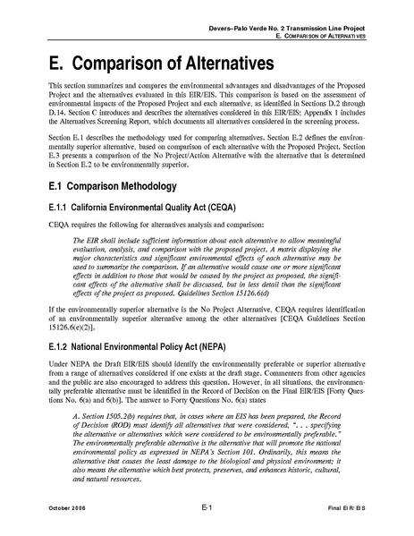 File:Devers Palo Verde No2-FEIS E Comparison of Alternatives.pdf
