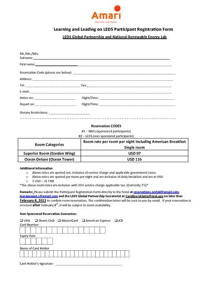 File:Learning and Leading on LEDS participant registration form.pdf