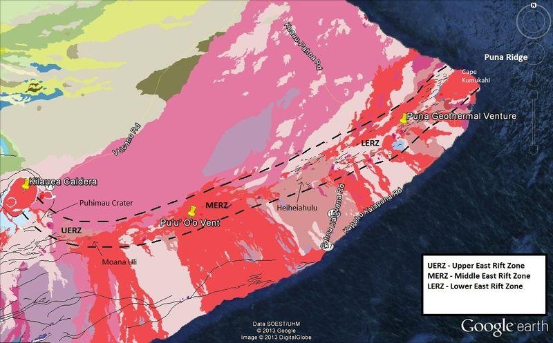 File:Kilauea Google earth geologic map 6 rift boundaries and zones.jpg