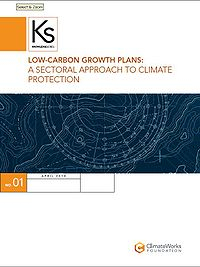 Low Carbon Growth Plans: A Sectoral Approach to Climate Protection Screenshot