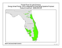 Coverage Map: Florida Power & Light Company Smart Grid Project