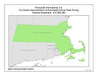 Coverage Map: Honeywell International, Inc Smart Grid Project