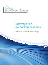 Pathways to a Low Carbon Economy: The Business Response to Climate Change Screenshot