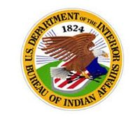Logo: Bureau of Indian Affairs